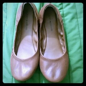 Lucky Brand Ballet Flats! Like new!